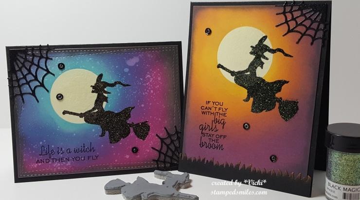 Vicki-SnS Black Magic-Glowing Moon