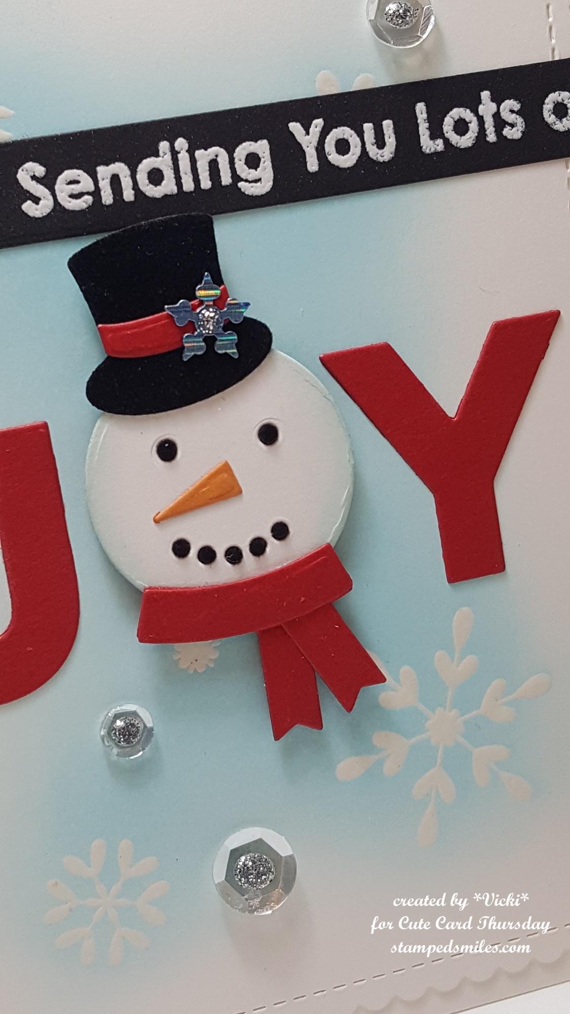 Vicki-CCT561-Snowman Joy-close