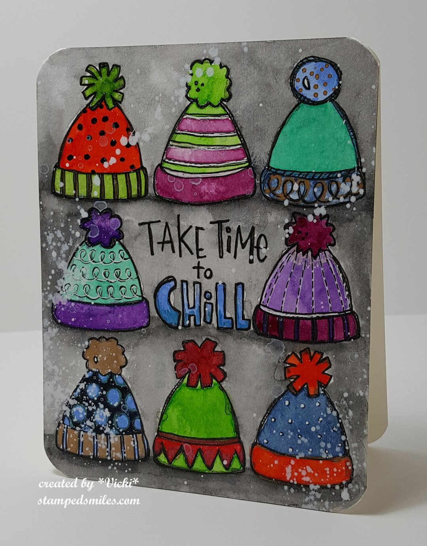 Vicki-CCT562-watercolor winter hats