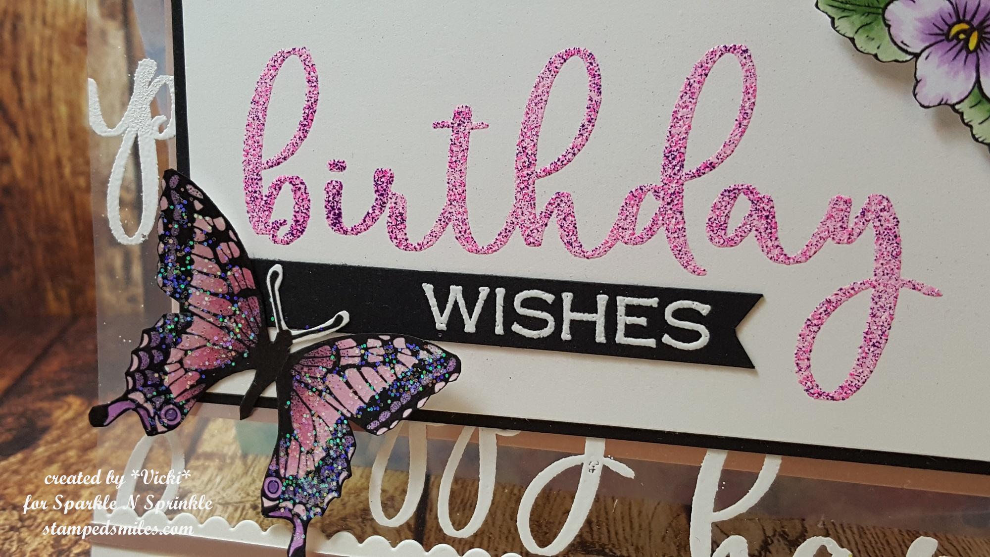 Vicki-SnS-Clearly Birthday2