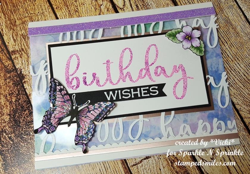 Vicki-SnS-Clearly Birthday3