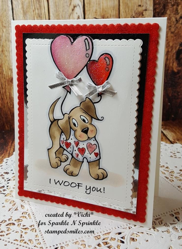 Vicki-SnS-Puppy Love-