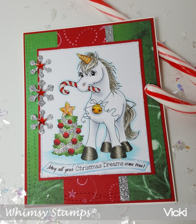 Vicki-WS-Christmas Unicorn-CCT559-1