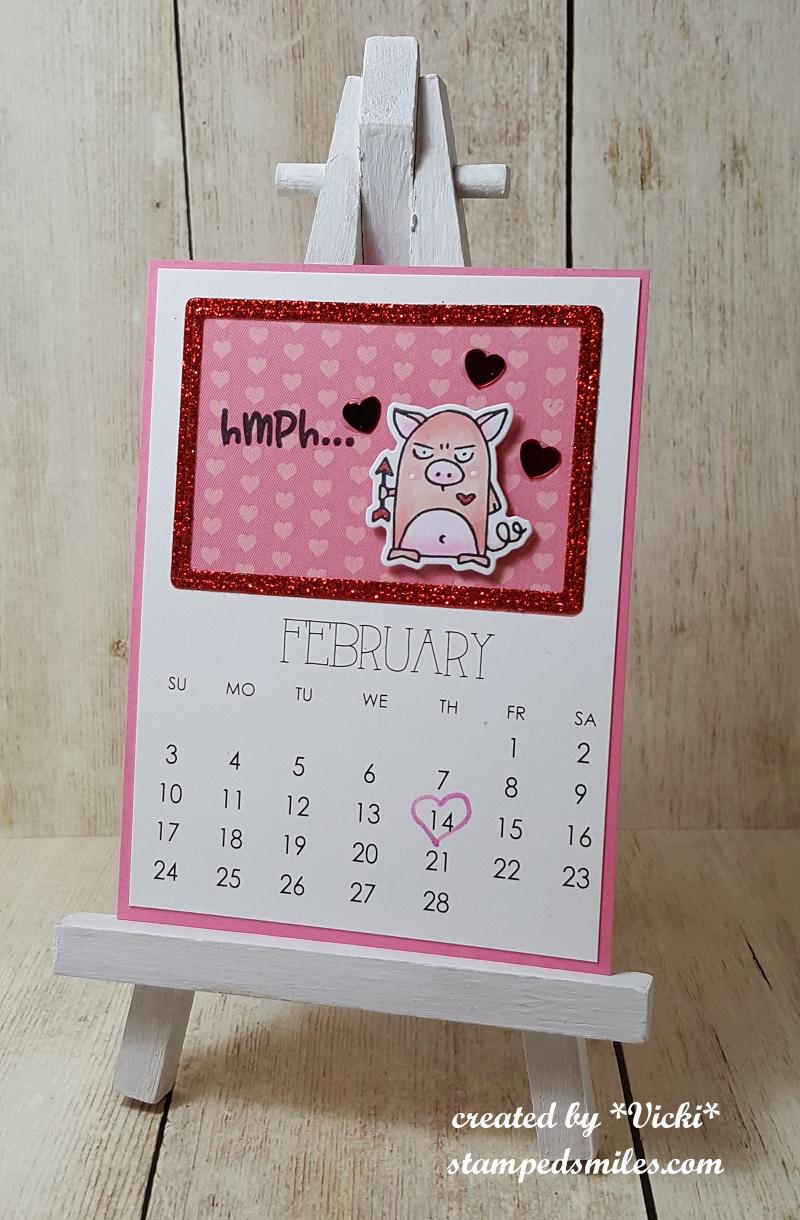 vicki-cct566-critter calendar-feb