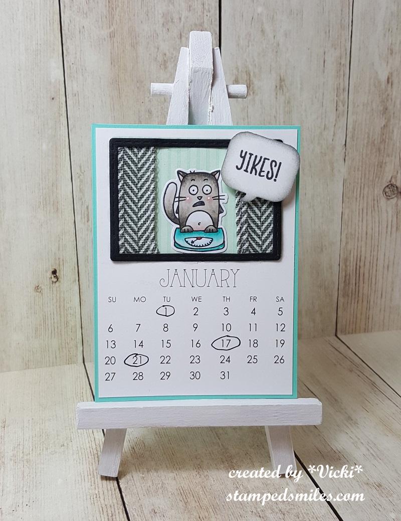 vicki-cct566-critter calendar-jan