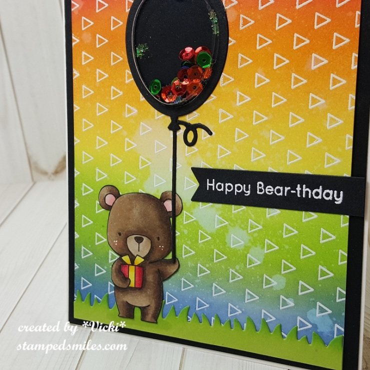 Vicki-MFT Birthday Bear Rainbow-close