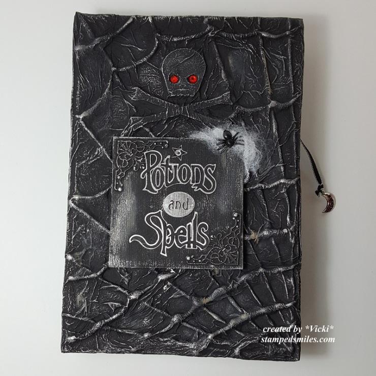 Vicki-Configuration Spell Book