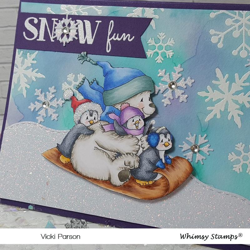 Vicki-PenguinSnowFun-Nov2-close