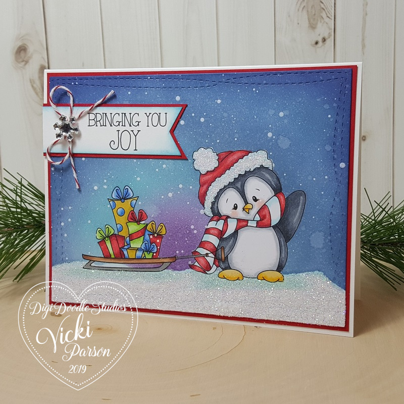 Vicki-DDSWintertimePenguins-Joy