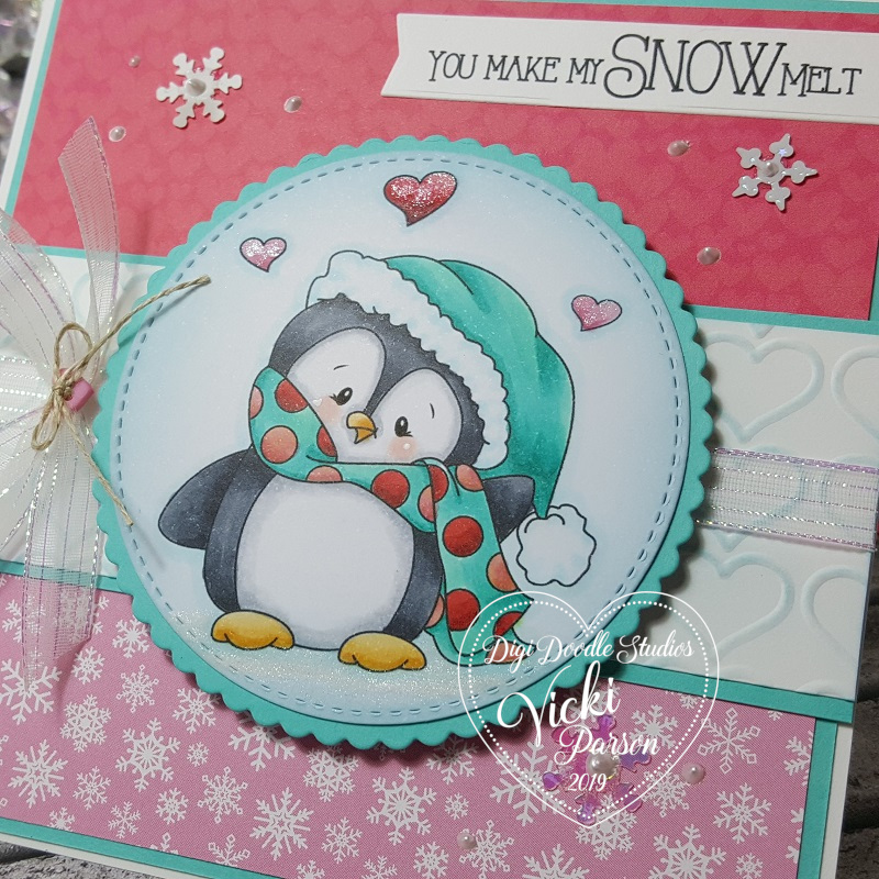 Vicki-DDSWintertimePenguins-SnowMelt-close